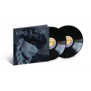 MY LIFE - Blige Mary J [Vinyl album]